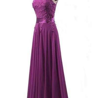Long Prom Dress,Prom Dresses,Backle..