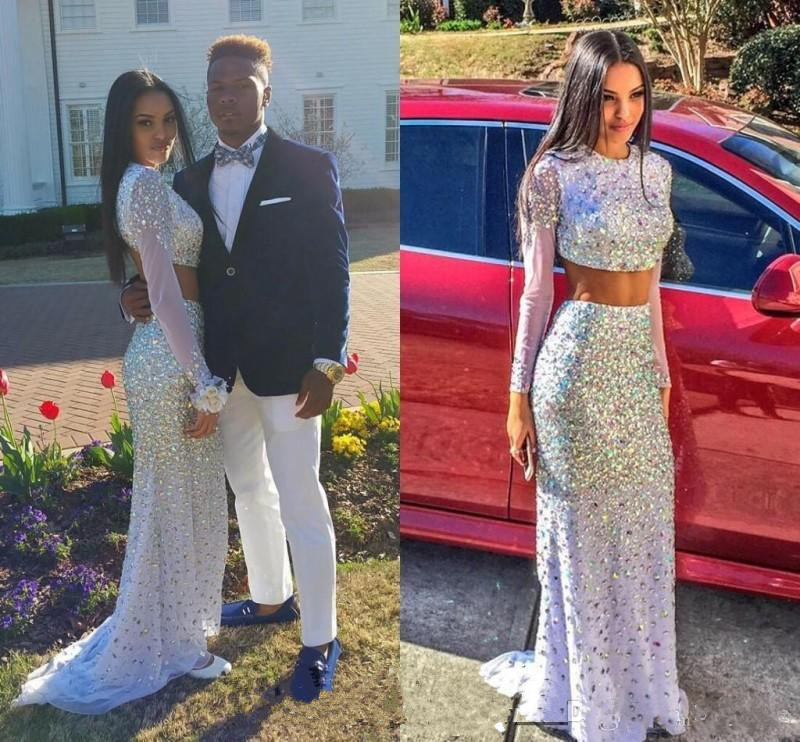 Luxury Prom Dress,Two Piece Prom Dress,Beaded Prom Dress,Sequin Prom Dress,Sparkle Prom Dress,Hot Style Prom Dress,Mermaid Prom Dress,Long Sleeve Prom Dress,Party Dresses,Cheap Prom Dress,Formal Dress, Sexy Gril Dress, Floor-Length Prom Dresses