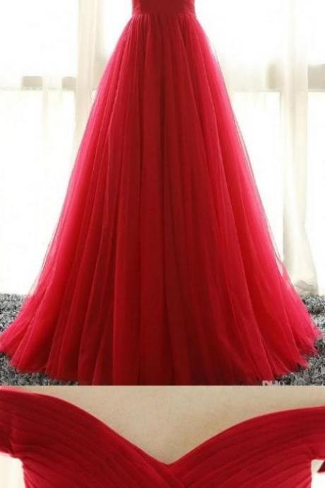 Red Prom Dress, Long Prom Dresses, Sleeveless Prom Dresses, Pleated Prom Dresses, Floor-length Prom Dresses, Red Prom Dresses, Long Red dresses, Red Long dresses, Long Red Prom Dress